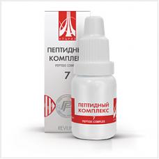 Пептидный комплекс №7 для поджелудочной железы