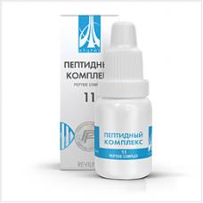 Пептидный комплекс №11 для мочевыделительной системы