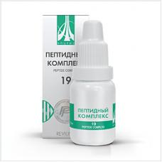 Пептидный комплекс №19 для метеозависимых и кардиобольных